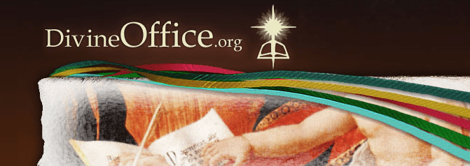 Divine Office.org logo